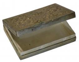 Foto 10 Antikes Silberdosen Set dreiteilig