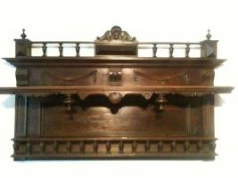 Foto 2 Antikes Tellerboard von ca 1900 Preis: 120 EUR VB
