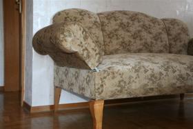 Foto 7 Antikes Zweisitzer-Sofa