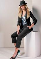 Anzug schwarz von Laura Scott - Größe 36 - NEU & OVP