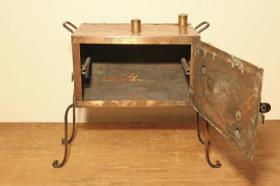 Foto 2 Apotheke-Laborschrank 19. Jahrhundert