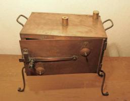 Foto 3 Apotheke-Laborschrank 19. Jahrhundert