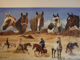Appaloosa & Quater Horseszuchtaufgabe