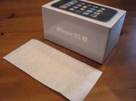 Apple 3Gs 32 Gb weiss ***NEU***  Originalverpackung ohne  Kratzer\Gebrauchspuren Bar zahlung bei Abholung Überweisung mit Dhl versichert