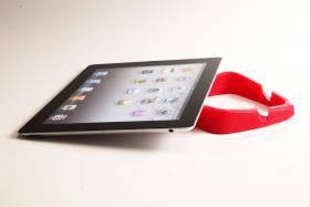 Foto 2 Apple Halter für Apple iPad 3 / iPad 2 Ständer