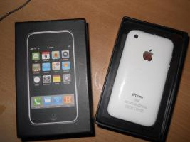 Apple I-Phone 3Gs 16 Gb Farbe weiss