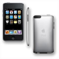 Apple IPod Touch 8GB 3.Gen OVP Neu MP3 schwarz-silber