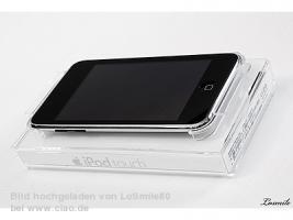 Foto 4 Apple IPod Touch 8GB 3.Gen OVP Neu MP3 schwarz-silber