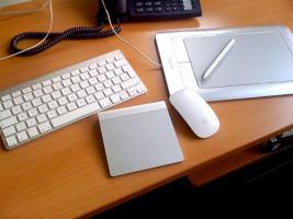 Foto 2 Apple Imac I3 27` Neu inkl. Touchpad
