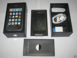 Apple Iphone 3GS schwarz