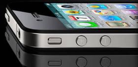Apple Iphone 4G 32Gb wei� wie neu mit rechnung ohne simlock
