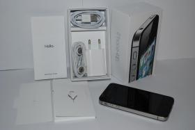 Apple Iphone 4S 16 GB, SIM-frei ab Werk, Factory-Refurbished-Grade A