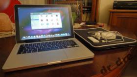 Foto 2 Apple MacBook 13,3'' Alu Modell A1278, MB466D/A