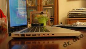 Foto 3 Apple MacBook 13,3'' Alu Modell A1278, MB466D/A