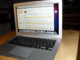 Foto 4 Apple MacBook Air 13''  *Weihnachtsgeschenk* Restgarantie bis 08/2011!!!!!