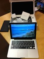 Foto 2 Apple MacBook Pro 13'' TOP Zustand/ OVP/
