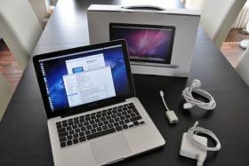 Apple MacBook Pro 13'', 2.4GHz, 8GB RAM, 250GB HD