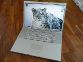 Apple MacBook Pro 17'' - Snow Leopard - 2,16GHz Intel Core Duo