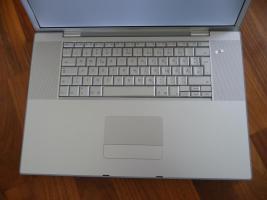 Foto 4 Apple MacBook Pro 17'' - Snow Leopard - 2,16GHz Intel Core Duo
