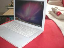 Foto 2 Apple MacBook, white, 13'' Display, gebraucht, zu verkaufen!