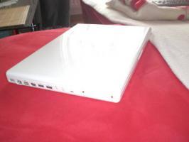 Foto 6 Apple MacBook, white, 13'' Display, gebraucht, zu verkaufen!