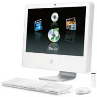 Apple iMac 24'' Intel Core 2Duo Prozessor 2,16GHz