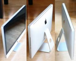 Foto 2 Apple iMac 27'' Zoll - mit GARANTIE (Juni 2011, mit Rechnung) NEUWERTIG