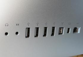 Foto 3 Apple iMac 27'' Zoll - mit GARANTIE (Juni 2011, mit Rechnung) NEUWERTIG