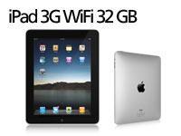 Apple iPad 3G 32 GB WiFi mit Vertrag+o2 Doppel-Internet-Flat (Mobile Flat o.H.)
