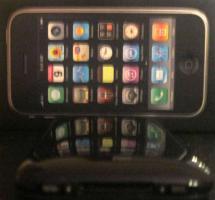 Foto 5 Apple iPhone 3 GS 3GS 32 GB Schwarz (Ohne Simlock) top neuwertig OVP Smartphone 4 U wie neu