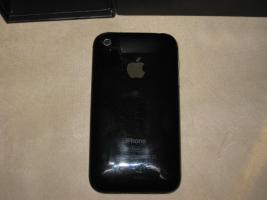 Foto 3 Apple iPhone 3G 16 GB -in Schwarz Simlock frei