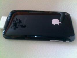 Foto 2 Apple iPhone 3G 16GB Black *Frei ab Werk* *Guter Zustand* + Zubeh�r