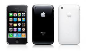Apple iPhone 3GS 16GB weiss