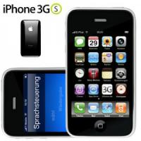 Apple iPhone 3GS Schwartz (32 GB) Handy