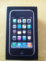 Apple iPhone 3GS - 16GB - Schwarz (Ohne Simlock) OVP