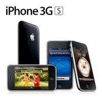 Apple iPhone 3Gs 16 GB schwarz o2 Mobile Flat mit Handy inkl. Pack M Internet
