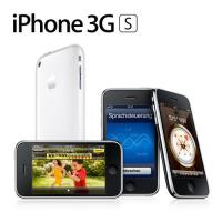 Apple iPhone 3Gs 32 GB wei� o2 Mobile Flat mit Handy inkl. Pack M Internet
