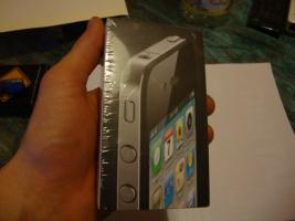 Apple iPhone 4 Schwarz (16GB) Smartphone