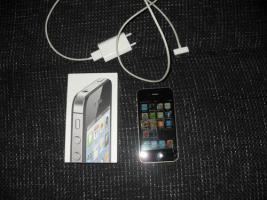 Apple iPhone 4S 16 GB - Schwarz (Ohne Simlock) Smartphone