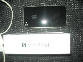 Foto 2 Apple iPhone 4S 16 GB - Schwarz (Ohne Simlock) Smartphone