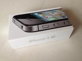 Apple iPhone 4S 16GB Schwarz (Ohne Simlock)