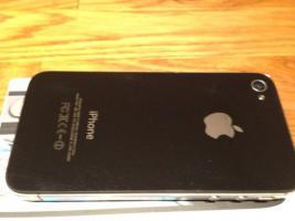 Foto 3 Apple iPhone 4S 32 GB - Schwarz (ohne Simlock!) TOP Zustand!