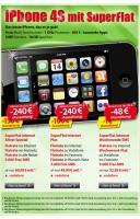 Apple iPhone 4S_16 GB mit Vertrag & Barauszahlungen