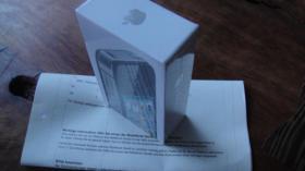 Apple iPhone 4S - 16GB - Schwarz Smartphone, neu, ovp, UNBENUTZT