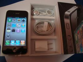 Apple iPhone 4, wie neu, schwarz