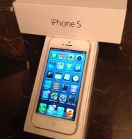 Foto 2 Apple iPhone 5 32GB Neu & Ovp mit Rechnung !!