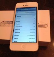 Foto 3 Apple iPhone 5 32GB Neu & Ovp mit Rechnung !!