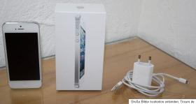 Apple iPhone 5 / 64GB / Neu / OVP / Rechnung / Grantie