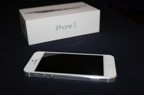 Foto 5 Apple iPhone 5 / 64GB / Neu / OVP / Rechnung / Grantie
