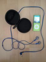 Apple iPod Nano Gr�n 8GB, FAST NEU!